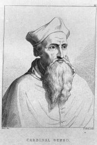 Ritratto del Cardinale Pietro Bembo