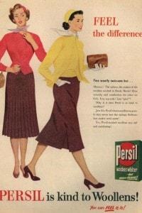 Manifesto pubblicitario del 1954