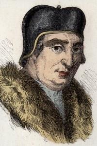 Ritratto di Francesco Guicciardini (1483-1540), filosofo, storico e politico italiano
