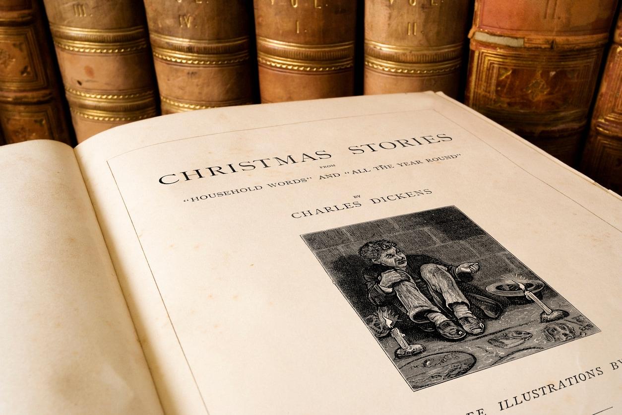 Breve riassunto in inglese di a christmas carol