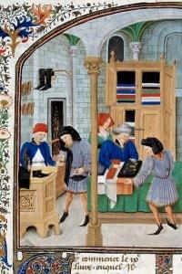 Mercanti medievali