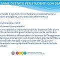 Maturità per studenti con DSA