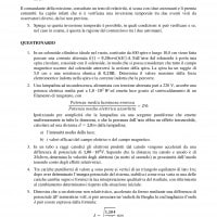 Simulazione seconda prova liceo scientifico