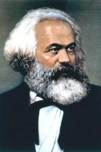 Karl Marx: teorico sociale, politico ed economico tedesco