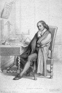 Blaise Pascal, 1655. Filosofo, matematico e fisico francese (1623-1662)