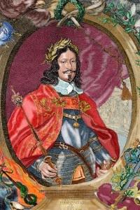 Ferdinando III (1608-1657). Imperatore del Sacro Romano Impero (1637-1657). Re d'Ungheria e Croazia, Re di Boemia e Arciduca d'Austria.