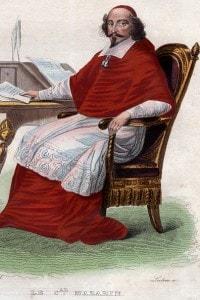Ritratto del Cardinale Giulio Mazzarino (1602-1661)