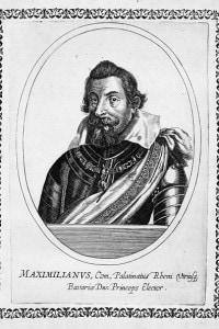 Massimiliano I di Baviera (1573-1651), principe elettore del Sacro Romano Impero, 1642.