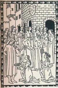Canzoni a ballo, 1568. Scritte da Lorenzo de' Medici e da Angelo Poliziano