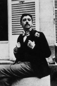 Marcel Proust (1871-1922).