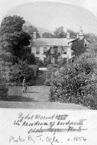 La residenza di William Wordsworth e di sua sorella Dorothy dal 1813 al 1850. Rydal Mount, a pochi chilometri da Grasmere.