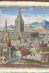 Le mura di Babilonia