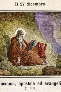 San Giovanni, apostolo ed evangelista
