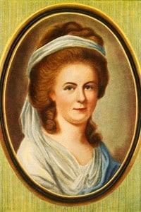 Charlotte Buff: la donna di cui s'innamorò Goethe. Lo scrittore ha basato una parte del romanzo I dolori del giovane Werther sul personaggio di Charlotte
