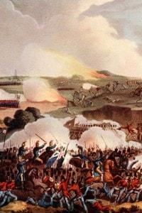 La battaglia di Waterloo (18 giugno 1815)