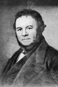 Ritratto di Stendhal (1783-1842)