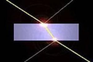 Fig. 1 Rifrazione della luce