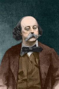 Ritratto di Gustave Flaubert