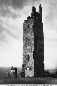 Rocca di Federico II: una torre di San Miniato