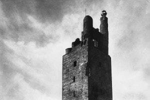 La rocca di Federico II a San Miniato