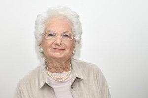 Liliana Segre, senatrice a vita della Repubblica Italiana e sopravvissuta ad Auschwitz