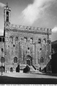 Il Palazzo dei Consoli a Gubbio