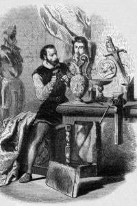 Benvenuto Cellini (1500-1571): scultore, scrittore e orafo italiano