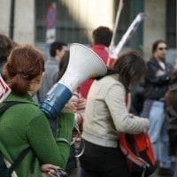 Gli studenti scendono in piazza contro il nuovo esame di Stato