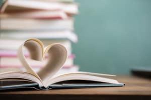 10 libri per San Valentino da regalare a chi ami