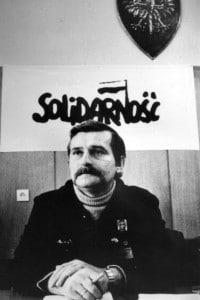 Lech Walesa: sindacalista polacco. Fondò il primo sindacato libero: Solidarnosc