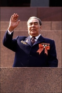 Breznev: segretario del PCUS dal 1964 al 1982