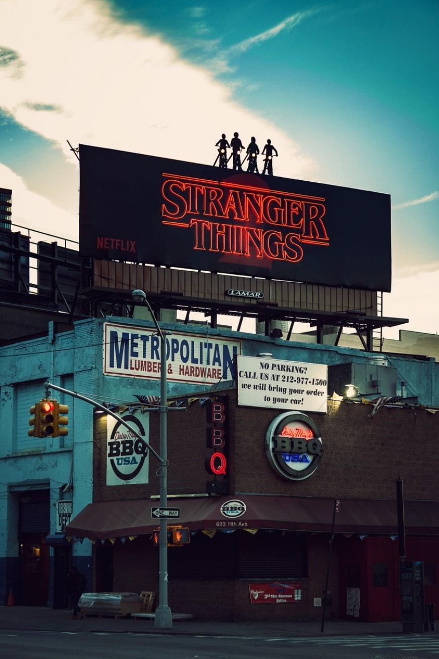 Tesina di terza media su Stranger Things