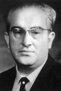 Andropov: capo della polizia segreta e segretario del PCUS dal 1982 alla sua morte