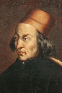 Ritratto di Marsilio Ficino