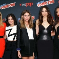 Tesina di terza media su Pretty Little Liars