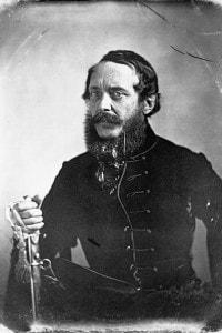 Lajos Kossuth (1802-1894): patriota e statista ungherese che guidò un'insurrezione nel 1848