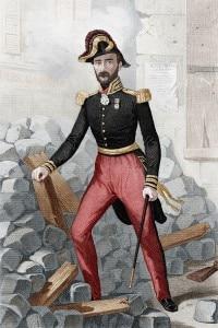 Louis Eugène Cavaignac, 1848