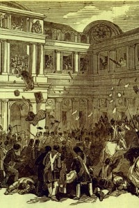 Rivoluzione a Parigi, 1848