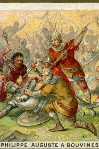 Battaglia di Bouvines (27 luglio 1214)
