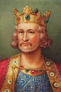 Giovanni d'Inghilterra o Giovanni Senzaterra regnò dal 1199 fino alla sua morte