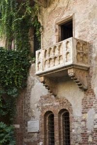 Balcone di Giulietta, Verona