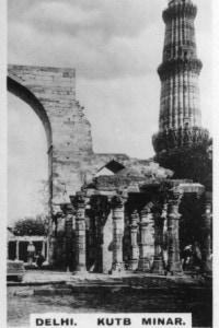 Qutb Minar: il più alto minareto in mattoni del mondo ed è situato nella città di Delhi, India.
