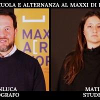 Intervista doppia al MAXXI di Roma