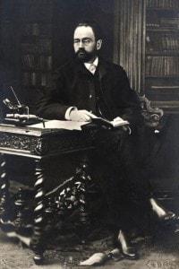 Emile Zola, 1880: scrittore francese
