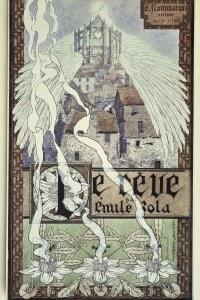 Il sogno, copertina del romanzo di Emile Zola