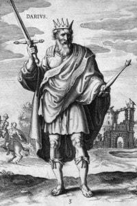 Dario I re di Persia