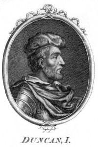 Duncan I, re di Scozia