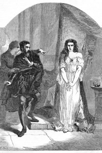 Macbeth, Atto V Scena I
