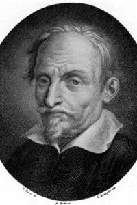 Alessandro Tassoni (1565-1635). Incisione di Bartolomeo Bonvicini, 1738