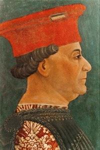 Ritratto di Francesco Sforza (1401-1466)